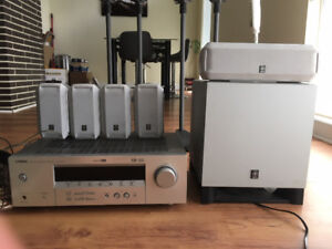 Yamaha HTR 5730  Surround Sound Home Theater System