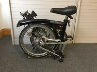 Brompton Folding Bike for sale in Fulham!