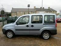 Fiat Doblo 1.3 diesel Micro Camper - Can Be Used As A Campervan car or van