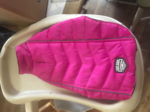 Top Paw Outdoor Dog Jacket Size M Pink