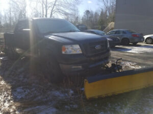 REDUCED TRUCK AND PLOW FOR SALE $2200 OBO