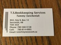 T. S. Bookkeeping Services