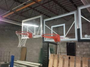 Schutt Sports Slam Series Height-Adjustable Basketball System Windsor Region Ontario image 1