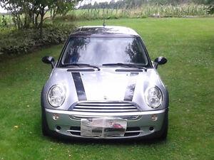 2005 MINI Classic Mini Coupé (2 portes)