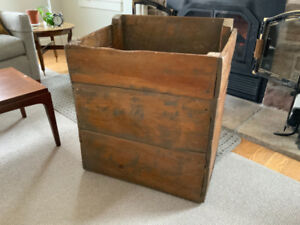 Firewood Box Buy New Used Goods Near You Find Everything From