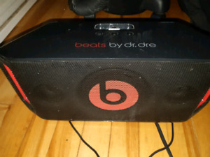 beats by dre boom box blue tooth