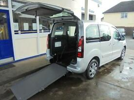2013 Citroen Berlingo Multispace 1.6 HDi 90 VTR 5dr WHEELCHAIR ACCESSIBLE VEH...