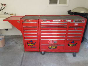 Waterloo  Traxx™ series tool chest & side cabinet for sale
