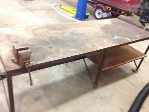 Welding table/ work bench