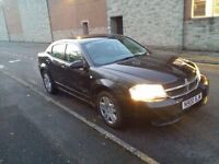 2008 Dodge Avenger 2.0 Petrol Manual 160bhp (American muscle, mini charger)
