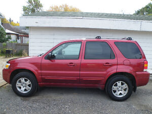 2006 Ford Escape Limited for sale
