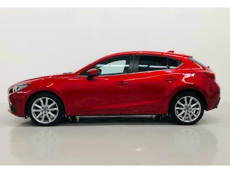 2014 Mazda Mazda3 SKYACTIV-G Sport Nav Hatchback Petrol Manual