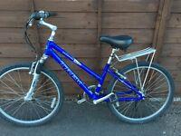 Trek Bike With Specialized Seat £35!!