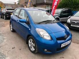 Toyota Yaris 1.3 VVT-I TR ***6 MONTHS WARRANTY ***FINANCE AVAILABLE