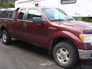 2010 Ford F-150 XLT 4x4 Pickup Truck WITH 5TH wheel