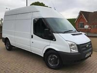 2012 12 Reg Ford Transit LWB 140PS NO VAT