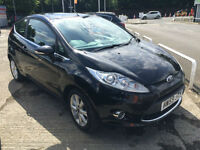 59 regFord Fiesta 1.25 ( 82ps ) Zetec BLACK