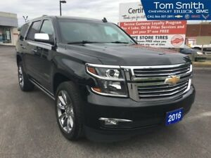 2016 Chevrolet Tahoe LTZ - LEATHER, 7 PASSENGER, 3 ROWS OF SEATI