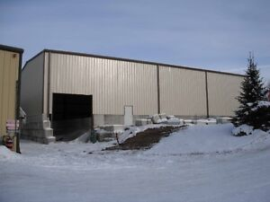 Canadian Steel Buildings, Spring Construction Sale on now