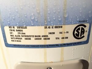 G&E Water Heater Kitchener / Waterloo Kitchener Area image 3