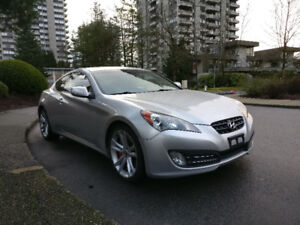 2010 Hyundai Genesis Coupe GT Coupe (2 door)