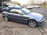 2002 BMW 3 Series 2.2 320Ci 2dr