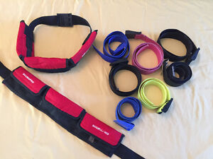 Weight belts/ hood
