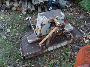 Woods rm48 mower attachment
