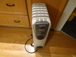 Portable Heaters - Various Electrical Heater Models