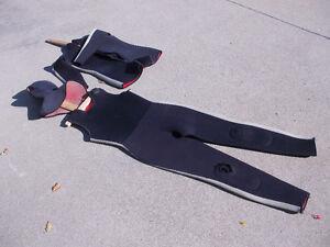 scuba wet suits