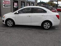 2012 CHEV SONIC  LOADED  AUTO  SAFETY & E-TEST   A MUST SEE CAR Windsor Region Ontario Preview