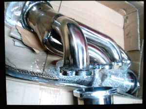 STAINLESS STEEL HEADERS