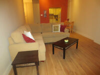 FURNISHED one bedroom Condo.