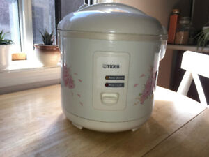 Rice cooker - Tiger