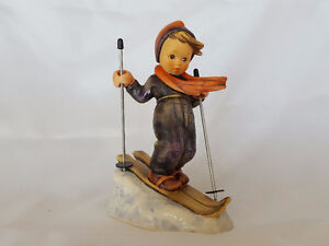 Goebel & Hummel Figurine #59 - Skier