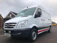 2012 62 MERCEDES-BENZ SPRINTER 2.1 CDI 316 PANEL VAN 4DR MWB