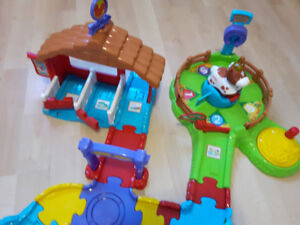 20$ vtech stable toy set barely used