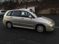 Suzuki liana, 2005/55, 1.6 petrol, 82000 miles, £895