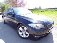 2012 BMW 5 Series 520d EfficientDynamics 4dr Pro Nav! DAB! Huge Spec! 4 door...
