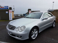 Mercedes-Benz CLK 220 CDI auto Avantgarde - SERVICE HISTORY