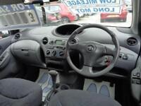 2001 TOYOTA YARIS Vvti Cdx 1.3 Auto