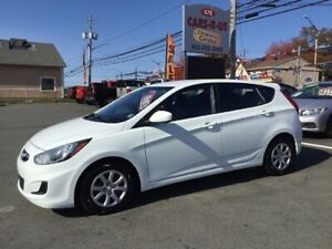 2014 Hyundai Accent GS FREE 1 YEAR PREMIUM WARRANTY INCLUDED!!