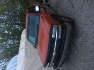 2002 Chevy extended cab truck selling parts