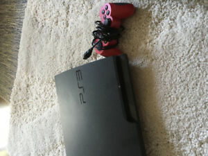 Ps3, 2 controllers, 7 games (Price drop! Need gone ASAP)
