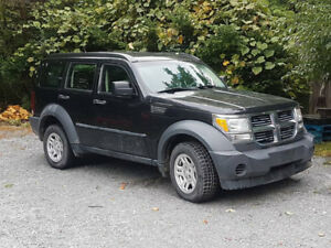 FS/TRADE: 2008 Dodge Nitro 4x4, 6 speed
