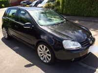 VW Golf GT TDI DSG Auto **LOW MILEAGE**