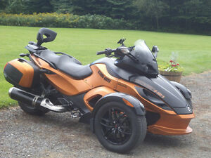 Can Am Spyder Se5 2011