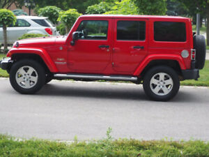 2012 Jeep Other Sahara SUV, Crossover