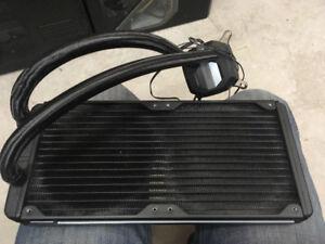 Corsair Hydro H110i GTX Extreme Performance Liquid CPU Cooler