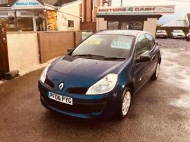 Renault Clio 1.2 16v 75 Expression Ideal First Car 1 Prevoius Owner Manual